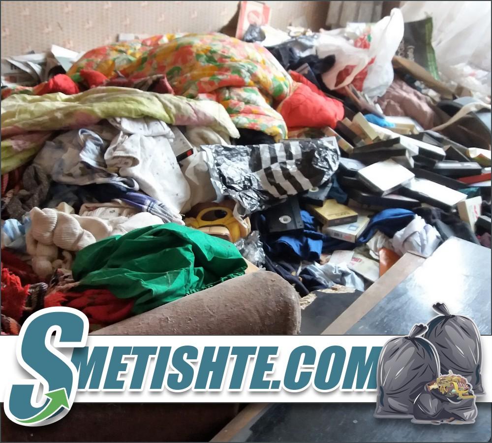Почистване на стар замърсен апартамент в София