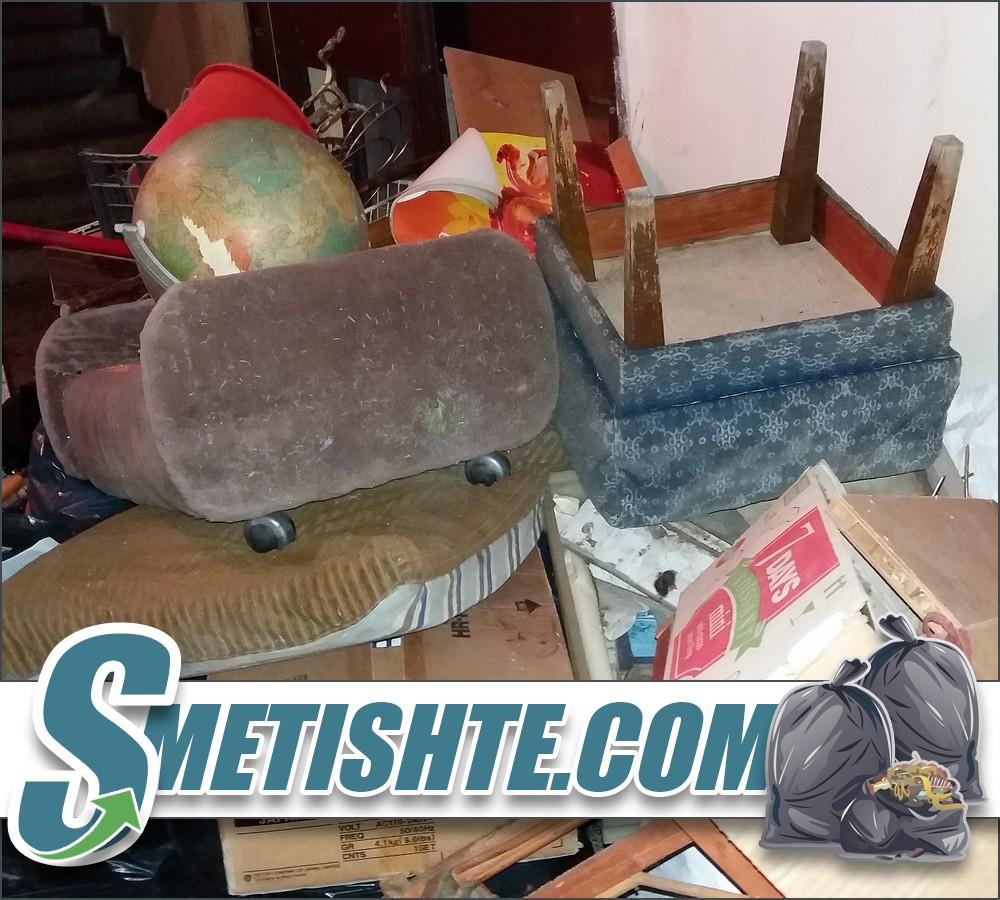 Извозване на мебели от всякакъв тип