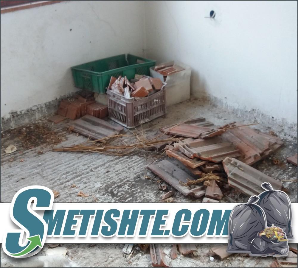 Фирми за извозване на строителни отпадъци в покрайнините на София