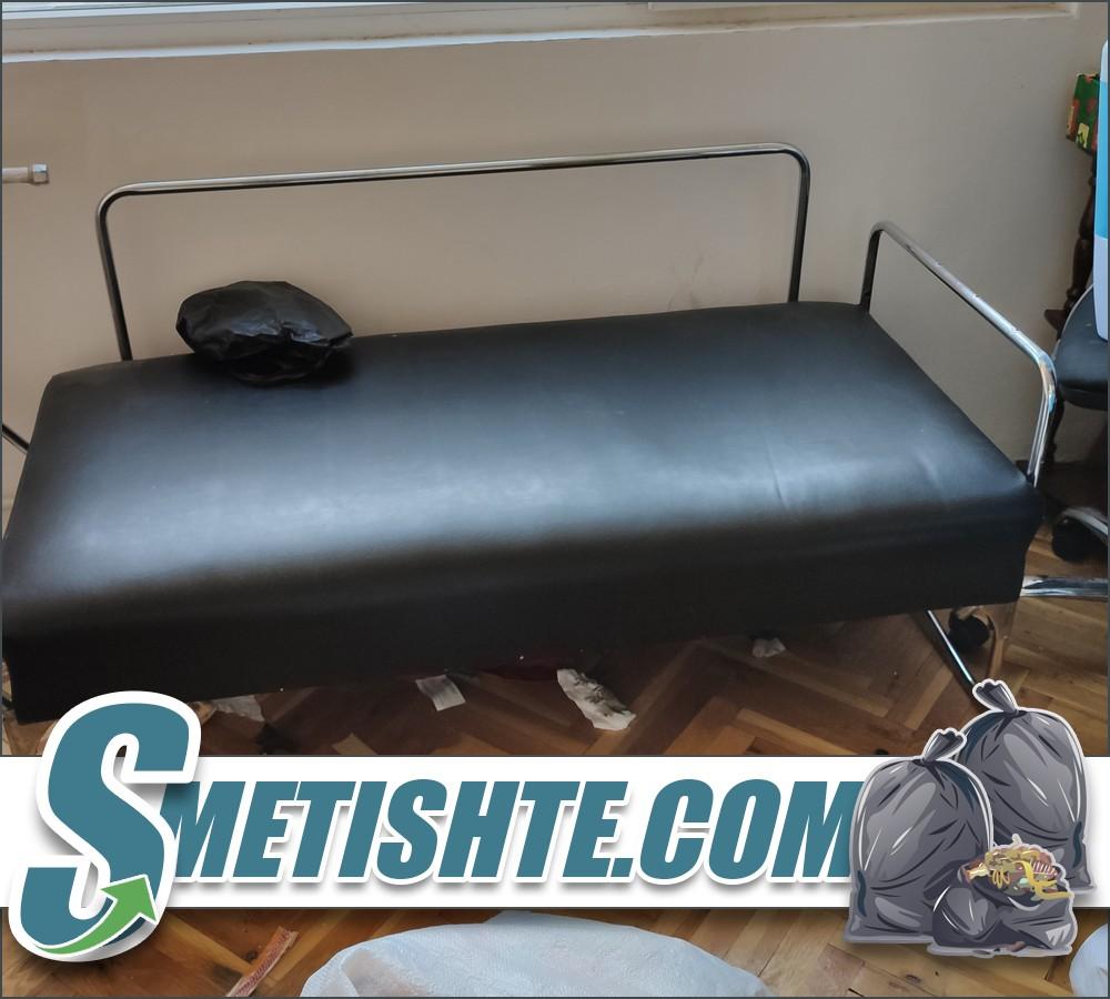 Извозване на кушетка диванче
