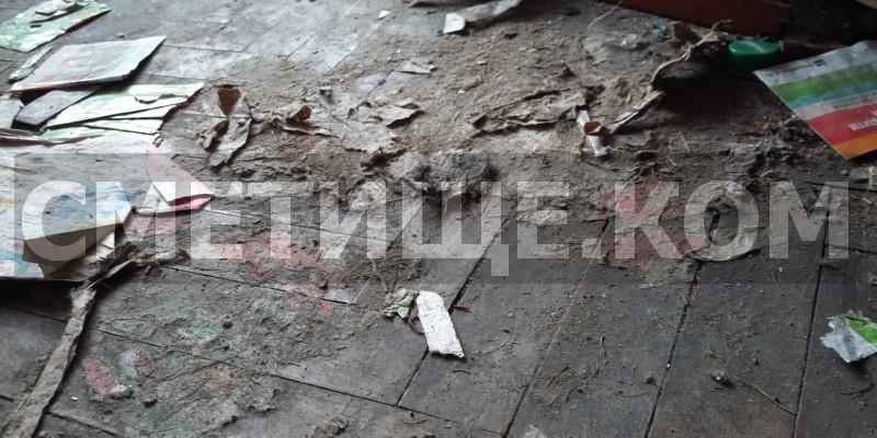 Почистване на силно замърсени домове