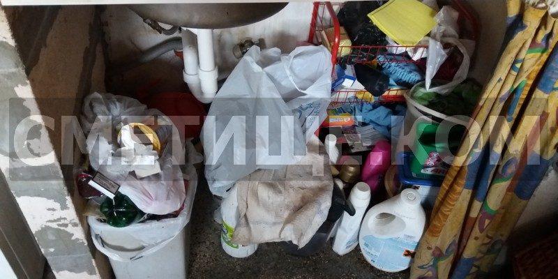 Хамали за почистване и извозване на отпадъци от адрес