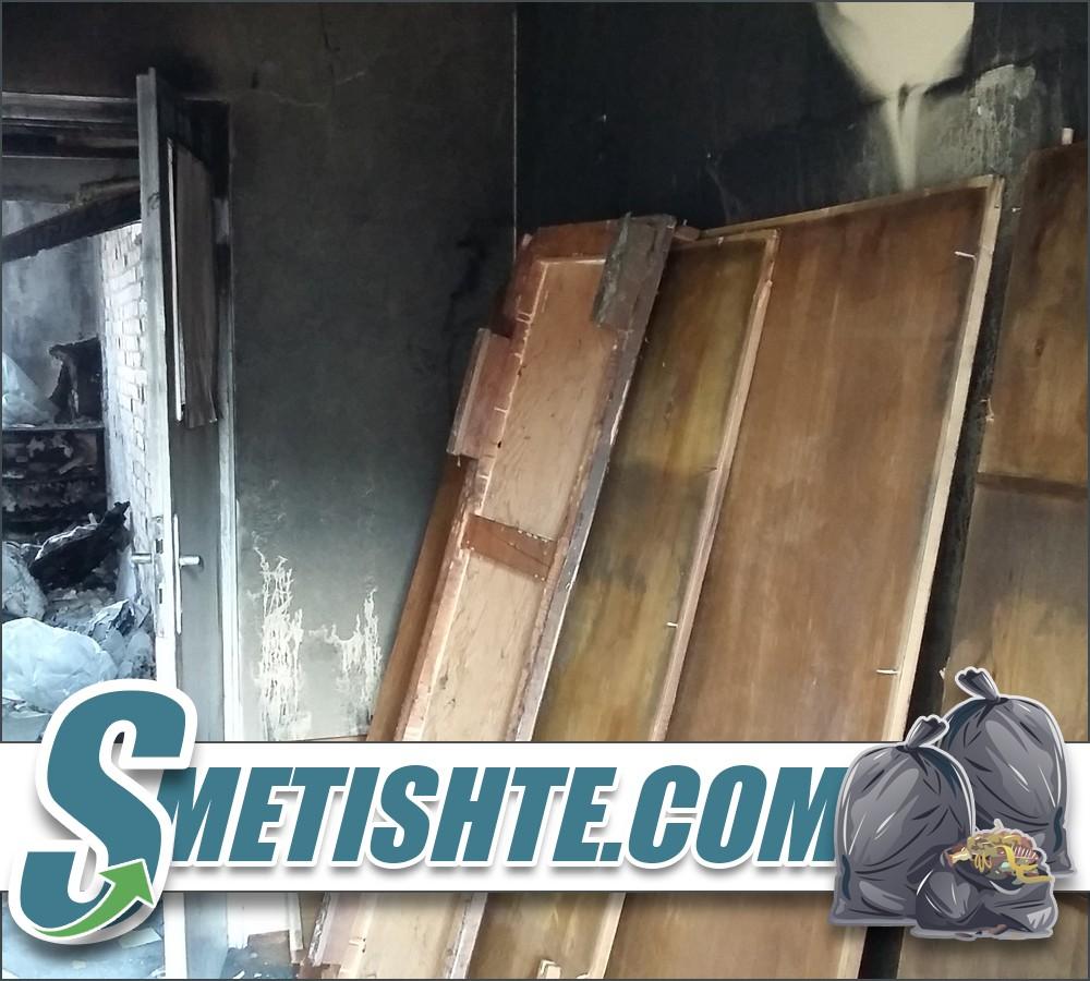 Фирми за почистване след пожар