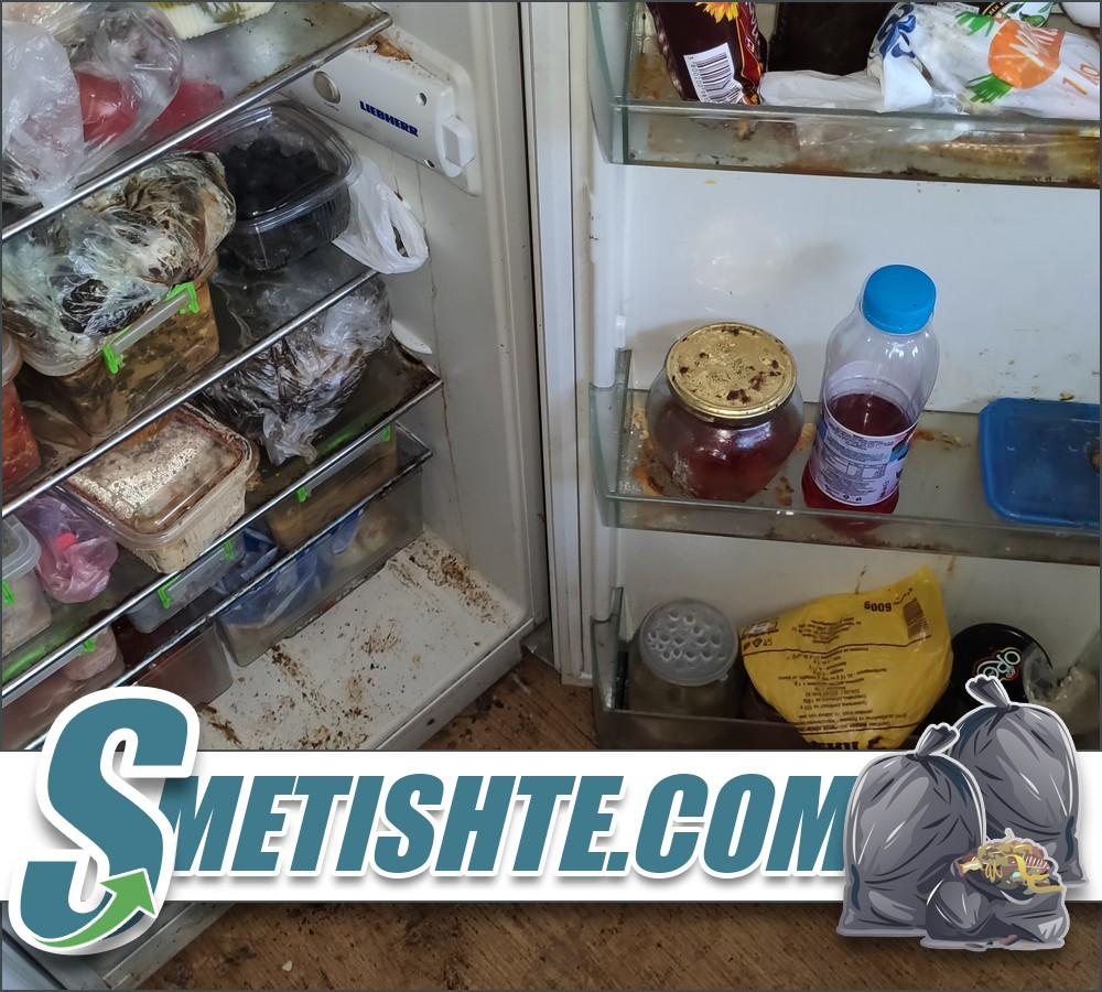Разчистване на апартамент цена са София
