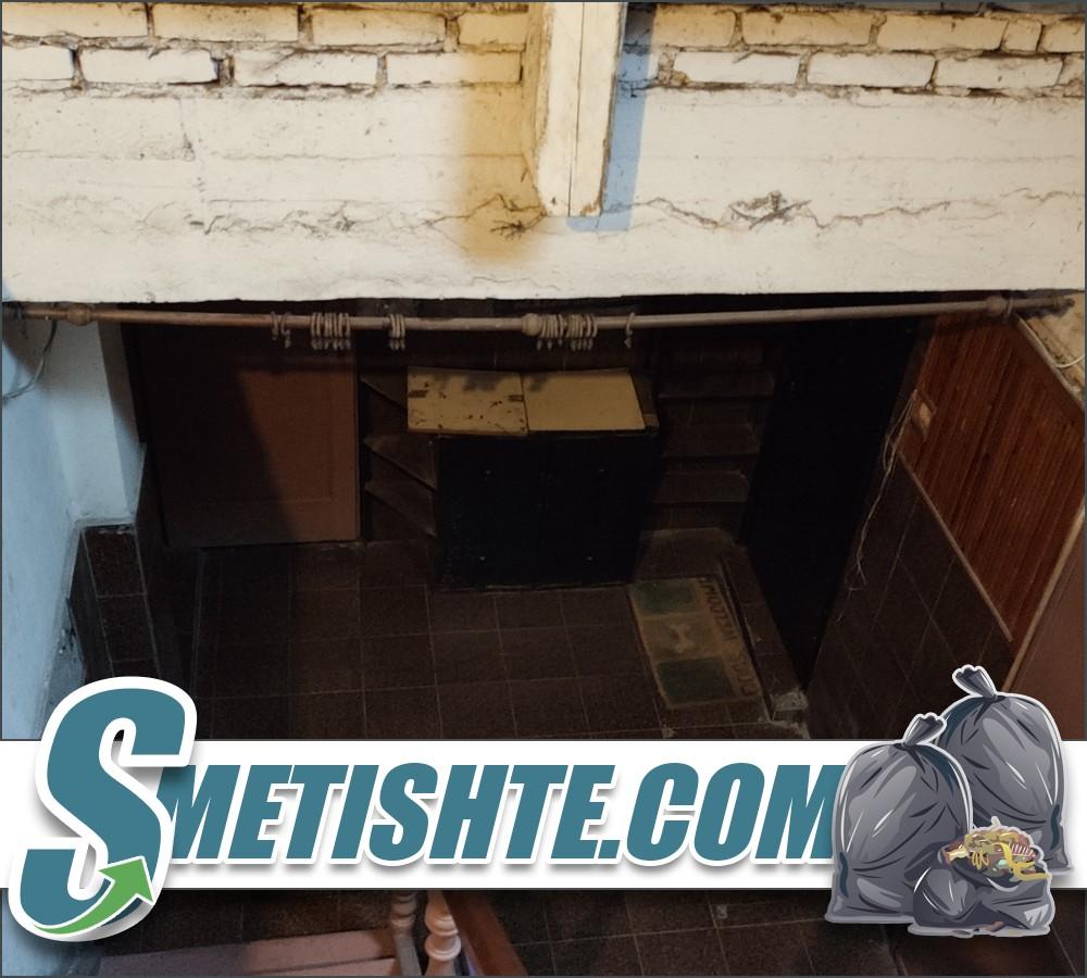 Цена за почистване на мазе или таван