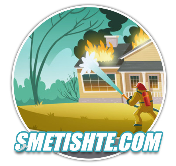 Почиства след пожар в апартамент или къща